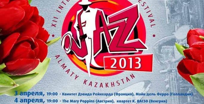 Poster Almaty